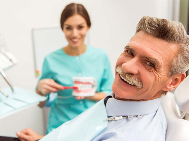 Denture Care Follow-up Questions