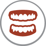 Teeth denture